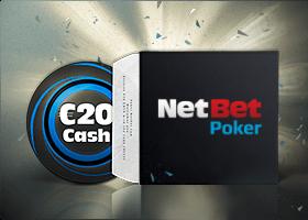 20 € Cash-Bonus