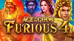 Age of the Gods - Furious Four