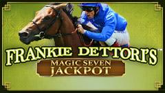 Frankie Dettori's Magic Seven Jackpot